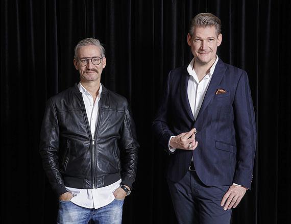 Teambild von mayer & nehls